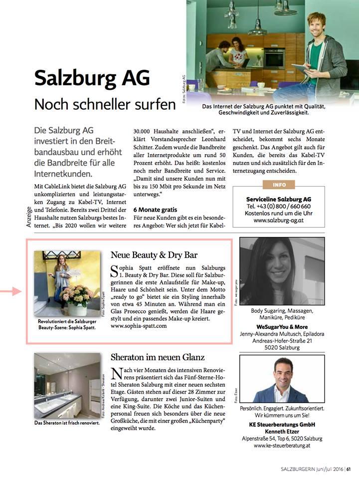 Salzburgerin_Anzeige